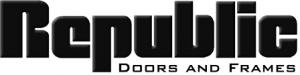 Logo Republic Acabados de Puertas